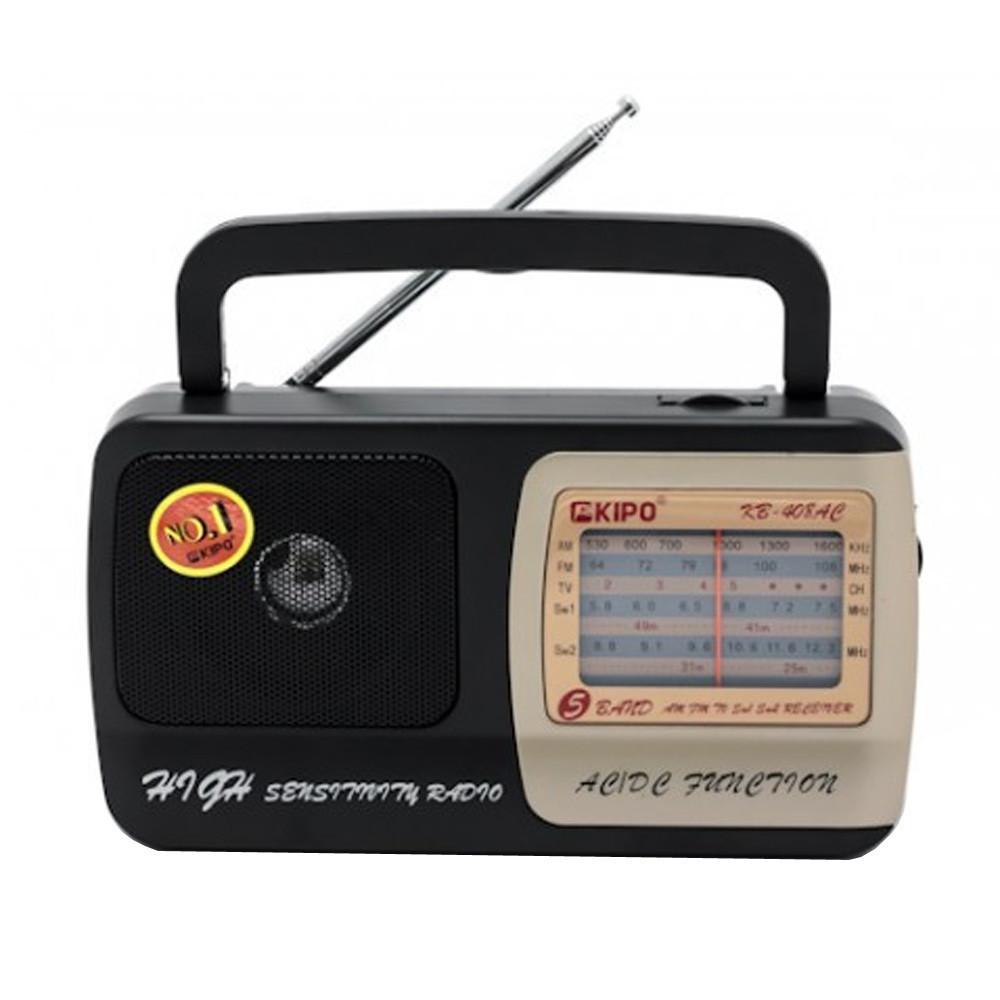 Радиоприемник KIPO KB 408 AC PR3