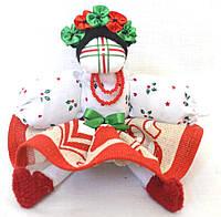 Кукла-мотанка КЛЮЙ Долюшка 7 см Разноцветная K0014D, КОД: 182766