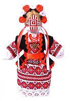 Кукла-мотанка КЛЮЙ Берегиня Ольга 25 см Разноцветная K0010OL, КОД: 182765