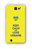 Чехол для ThL T200 (Love Ukraine)