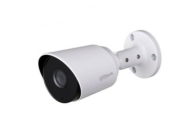 Камера видеонаблюдения Dahua DH-HAC-HFW1400TP (2.8) 4Mp Bullet INDOOR/OUTDOOR НИКС, фото 2