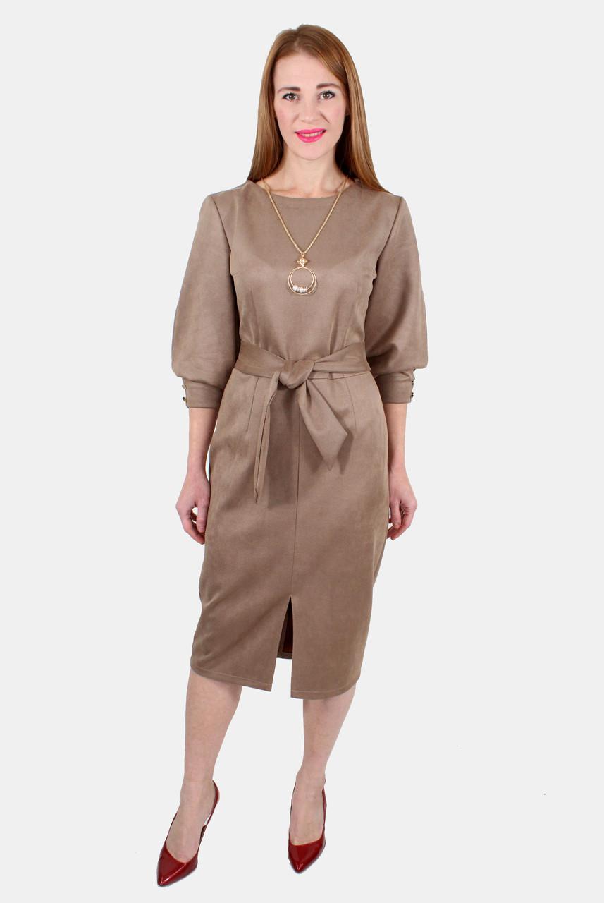 Платье офисное женское 46-52 р