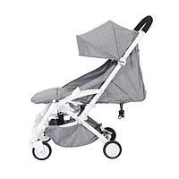 Прогулочная коляска YOYA Care Wider Серый 998e05063f05f