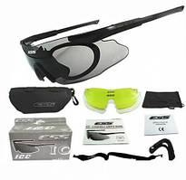 Баллистические противоосколочные очки (ESS ICE)
