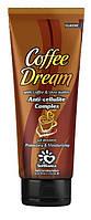 Крем для загара в солярии SolBianca Coffee Dream с маслами кофе Ши и бронзаторами 125 ml 8816 0, КОД: 294062