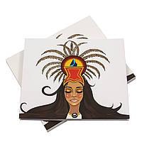 Палетка  теней для век  GLF Cosmetics Princessa Azteca, фото 1