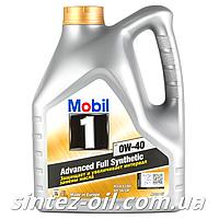 Моторное масло Mobil 1 FS 0W-40 (4л), фото 1