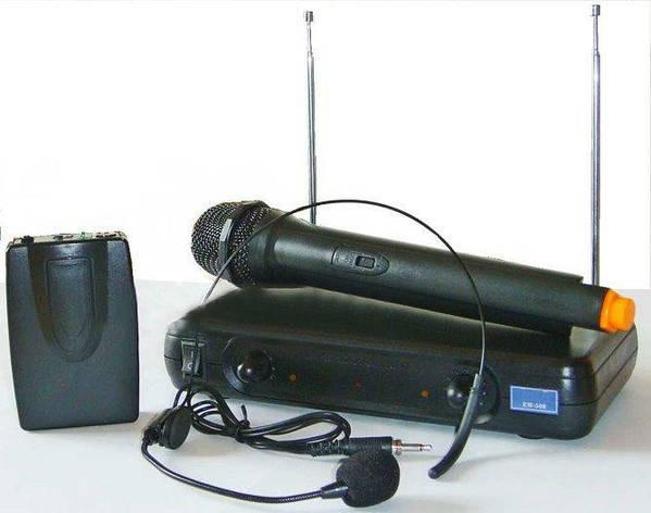 Радиомикрофон EW500H с гарнитурой, фото 2