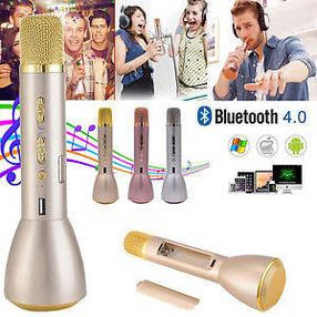 Микрофон караоке и колонка Magic Karaoke KTV-K088 Bluetooth CG01, фото 2