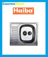 Мойка Кухонная Haiba 58x48 Decor