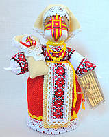 Кукла-мотанка КЛЮЙ Берегиня Настя 25 см Разноцветная K0029NA, КОД: 182776