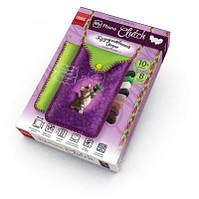 Комплект для творчества, чехлы с вышивкой гладью,  My Phone Clutch: Щенок