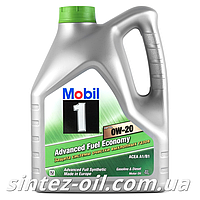 Моторне масло Mobil 1 ESP X2 0W-20 (4л), фото 1