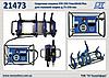 Гидравлическая сварочная машина STH 250 TraceWeld Plus для стыковой сварки д.75-250мм., Dytron 21473