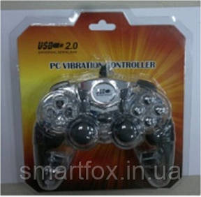 Игровой манипулятор (джойстик) DJ-262 USB, фото 2