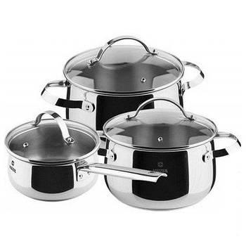 Набор посуды Vinzer CULINAIRE 6 предметов