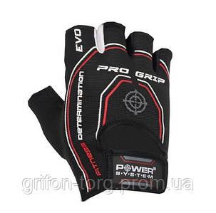 Перчатки для фитнеса и тяжелой атлетики Power System Pro Grip EVO PS-2250E Black M