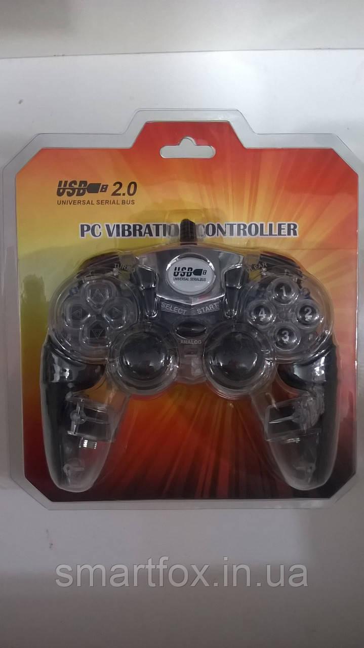 Игровой манипулятор (джойстик) DJ-262 USB