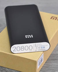 Портативное зарядное устройство Power Bank Xiaomi Mi 20800 mAh черный