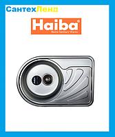 Мойка Кухонная Haiba 67x44 Satin (Правая Чаша)