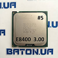 Процессор ЛОТ#5 Intel® Core™2 Duo E8400 E0 SLB9J 3.00GHz 6M Cache 1333 MHz FSB Socket 775, фото 1