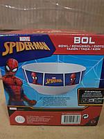 Тарелка для мальчиков Spider-man от Disney