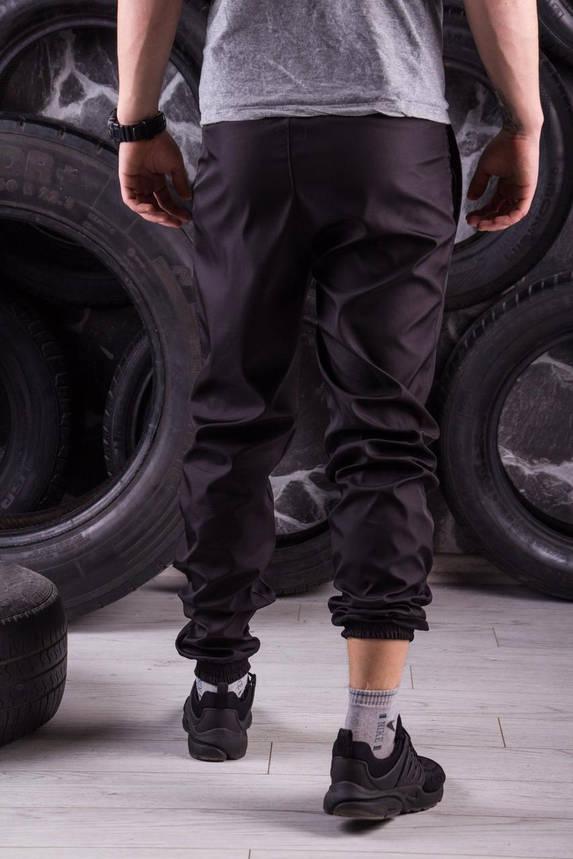 Спортивные штаны черные Nike (Найк) мужские, фото 2