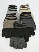Перчатки подростковые (8-12 лет) микс цветов, от 12 штук