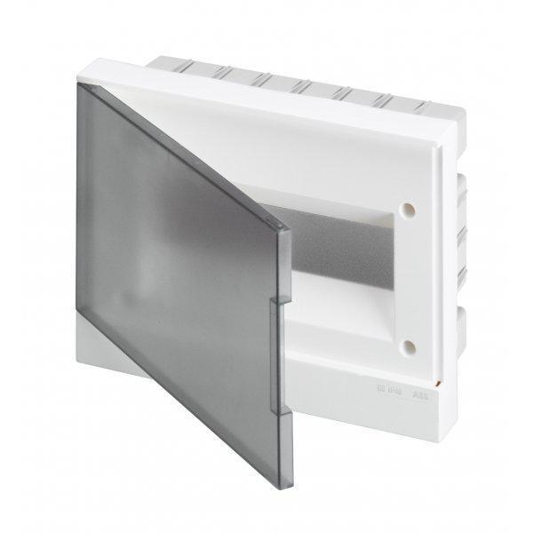 Щит внутр 12 модулей ABB с прозрачной дверцой