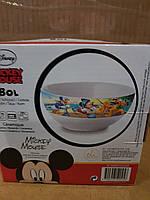 Тарелка для мальчиков Mickey от Disney
