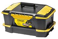 STANLEY STST1-71962 Ящик для инструмента c органайзером, 2 в 1