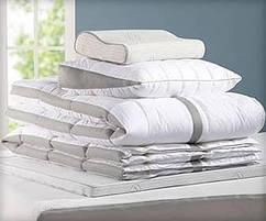 Ковдри і подушки