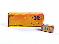 Батарейки X-Digital Крона/1  /10/ 6F22