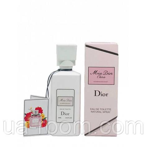 Мини-парфюм 60 мл. Christian Dior Miss dior cherie Blooming boqouet, фото 2