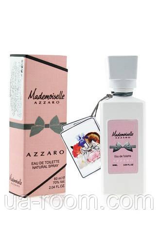 Мини-парфюм 60 мл. Azzaro Mademoiselle, фото 2