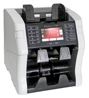 Magner 175F Двухкарманный сортировщик банкнот