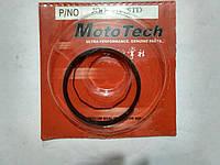 Кольца поршневые std Yamaha (Jog,Jog Sports, Champ RS, BWS 50) 2JA 50cc  d=40.00 (Mototech Тайвань)