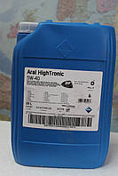 Масло ARAL HighTronic 5W-40  20л