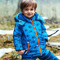 Тёплая  зимняя куртка  ТМ Тopolino(Topomini)