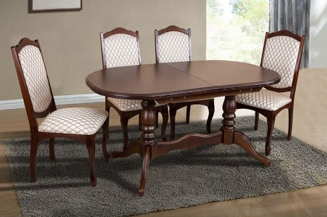 Комплект мебели Вавилон + Натали (4 стула)
