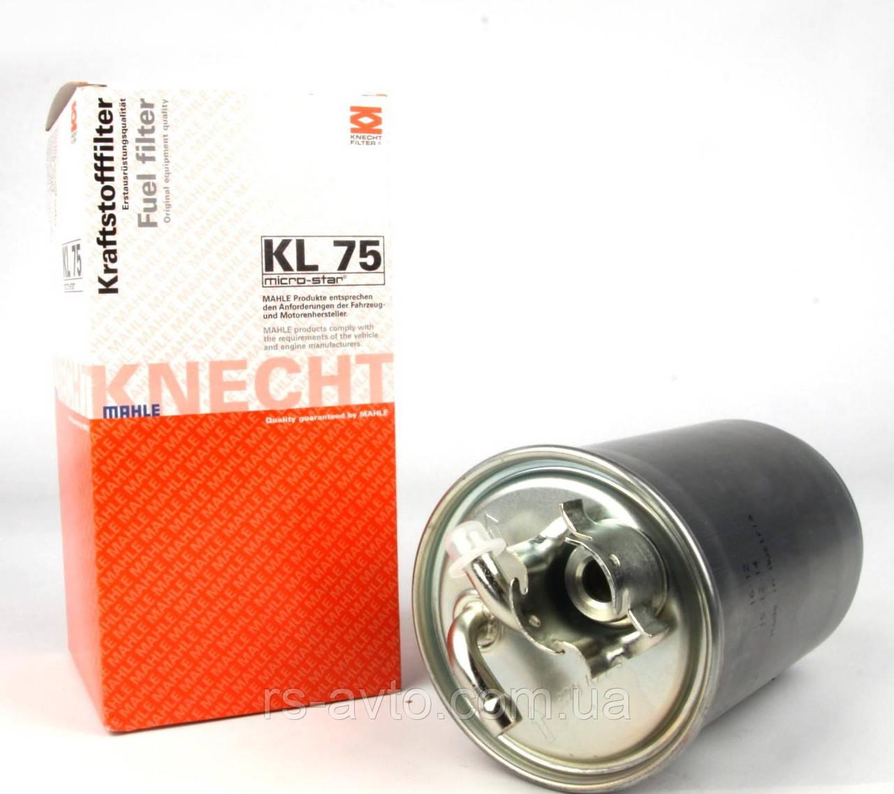 Фильтр топливный Volkswagen T4, Фольксваген T41.9-2.5TDI KL 75