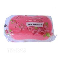 Губка Банная Freshness №2 (Розовая)