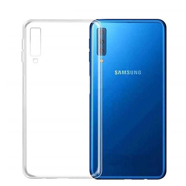 Силиконовый чехолдля Samsung Galaxy A7/A750 (2018)