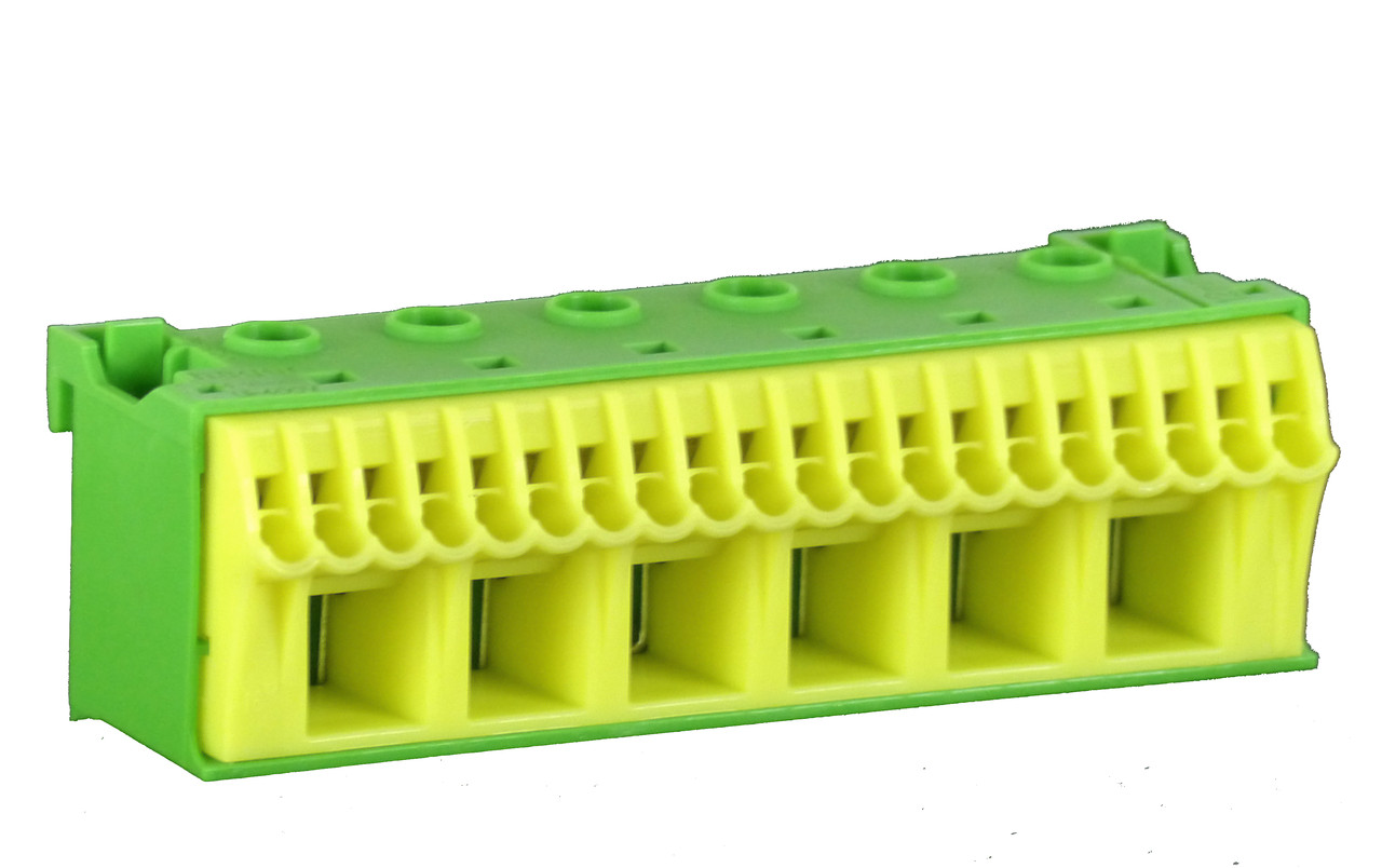 Блок PE-клем ширина - 105 мм, Hager