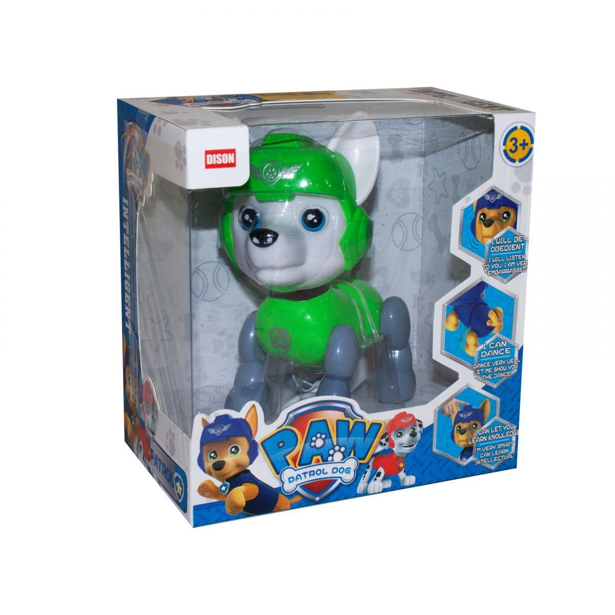 """Інтерактивна іграшка """"Щенячий патруль: Роккі"""""""