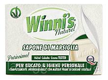 Гіпоалергенна марсельское мило Winni's Sapone di Marsiglia 250gr