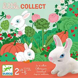 "DJECO Настольная игра ""Кролики"", Little Collect"