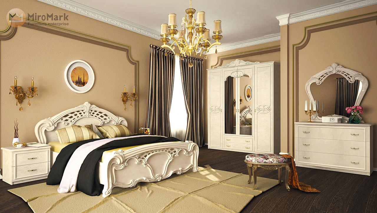 Спальня Олимпия (радика беж)