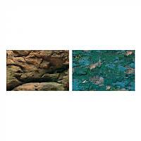 Фон для аквариумов, двусторонний, с изображением растений Ferplast BLU 9045
