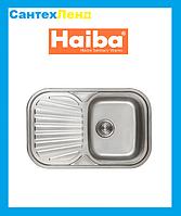 Мийка Кухонна Haiba 74x48 Decor, фото 1